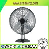 12 Inch Antique Metal Electric Table Fan with Ce/RoHS/GS