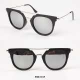 New Women Fashion Sunglasses with Metal Temple