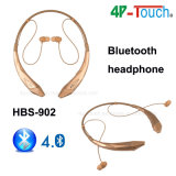 Newest Bluetooth Necklace Stereo Headphone with Voice Control (HBS-902)
