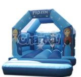 Frozen Inflatable Jumping Bouncer Bouncy Castle (JW0624-1)