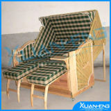 Rattan Garden Furniture Chair for Outdoor Use