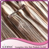 100% Brazilian Clip in Human Hair Extension