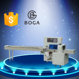 Semi-Automatic Horizontal Bath Scrubber Belt Fabric Packing Machine
