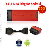 Newest Version Launch X431 Idiag Auto Diagnostic Scanner for Android