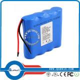 Lithium Battery Rechargeable 3.7V 11600mAh 18650 Li-ion Battery