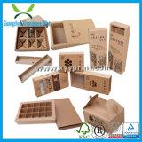 Environmental Recycle Eco-Friendly Gift Kraft Paper Box