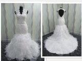 Cape Sleeves Elegant Lace Wedding Dresses