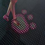 Rechangeable LED Interactive Dance Floor Lighting LED Portable Dance Floor