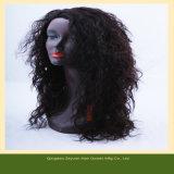 "Kinky Curl Brazilian Human Hair Wig (HH KB 16"")"
