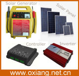 Portable 500W Solar Lighting System with AC Charger (SP300/SP500)