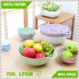 Better Life Creative Wash Rice Fruit Vegetable Sieve Eco-Friendly Material Kitchen Drain Basket