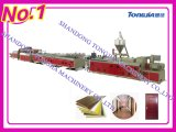 Wood Plastic Door Panel Extruder Machine/Production Line/Extrusion