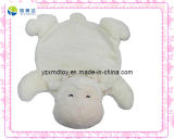 White Plush Sheep Cushion Toy (XDT-0181)