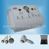 3 in 1 Face Care Diamond Micro- Dermabrasion Beauty Equipment (B-8618)