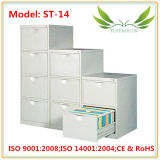 Steel Filing Cabinet with 4 Doors (ST-14)
