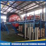 128 Carriers Horizontal Wire Braiding Machine for Metal Hose