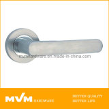 High Quality Stainless Steel Door Handle on Rose with Ce (S1016)