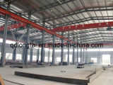 Prefabricated Steel Warehouse Plant Workshop Building
