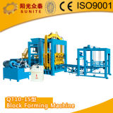 Qt10-15 Small Size Block Making Machine