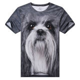 Wholesale 3D Printed Animal T Shirt
