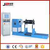 Universal Joint Drive Omnibearing Balancing Machine, Expecially for Gigantic Rotors