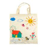 Reusable Cotton Tote Bag for School