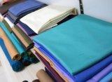 100% Polyester Dyed Arabic Thobe Fabrics T48*150d Fabrics for Thobe Garments