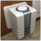 Home Mfresh 100b Cordless Plug-in Air Ionizer
