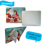 Blank Funny Photo Puzzle Frame for Dye Sublimation Print