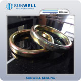 Ss316 Oval Gasket API Certificated