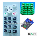 Wholeselling Silicone Rubber Numeric Keypad