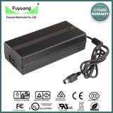 29.4V 6A Li-ion Battery Charger for Car Battery