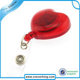 New Arrival Pull Reel with Clip Sticker Logo