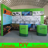 3*3m Customized Reusable Versatile Exhibition Stand with Lighting