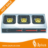 Triple Burner Gas Stove Jp-Gc309 Sale to Ghnan