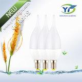 B22 E14 240lm 400lm Bulb LED with RoHS CE