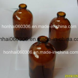 50 Ml Type II and III Amber Molded Injection Glass Vial for Antibiotics
