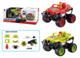 Full Function Remote Radio Control Car Puzzle Car (H7183008)