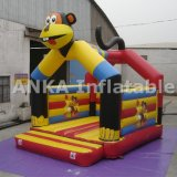 Commercial Inflatable Jumping Castle Bouncer with Monkey Head