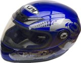 Motorcycle Accessories & Parts Protective Gear ABS Full Face Helmet