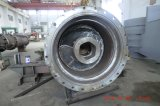 Screw conveyor for tunnel