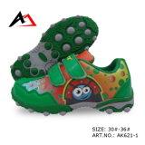 Sports Shoes Cheap Carton Printing Hikking Footwear for Children (AK621-1)