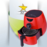 No Oil Air Fryer Manual Control Kitchen Appliance