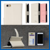 Leather Pouch Wallet Card Holder Case for iPhone 6