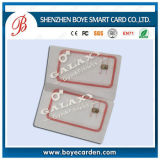 Plastic Printable 13.56MHz Hotel Contactless IC Smart Card