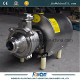 Sanitary Stainless Steel Self-Suction Pump