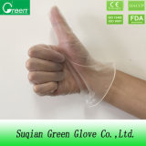 Clear Disposable Stretchy Vinyl Gloves