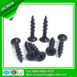3.5mm Bugle Head Black Drywall Screws for Wood