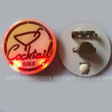 Light up Flashing LED Pins for Promotion (3569)
