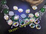 Flat Back 13*16 Ab Glass Stones for Wholesale (DZ-1224)